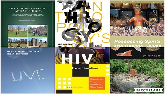 Faculty Publications: Department of Anthropology - Northwestern